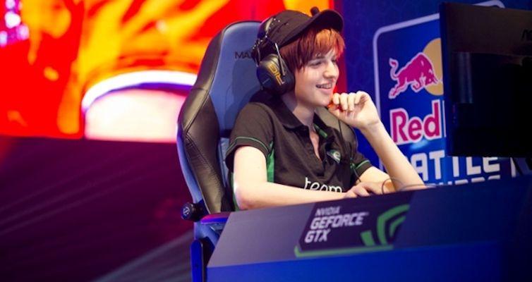 Sasha Hostyn's Professional StarCraft Career